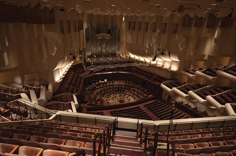 Davies Concert Hall