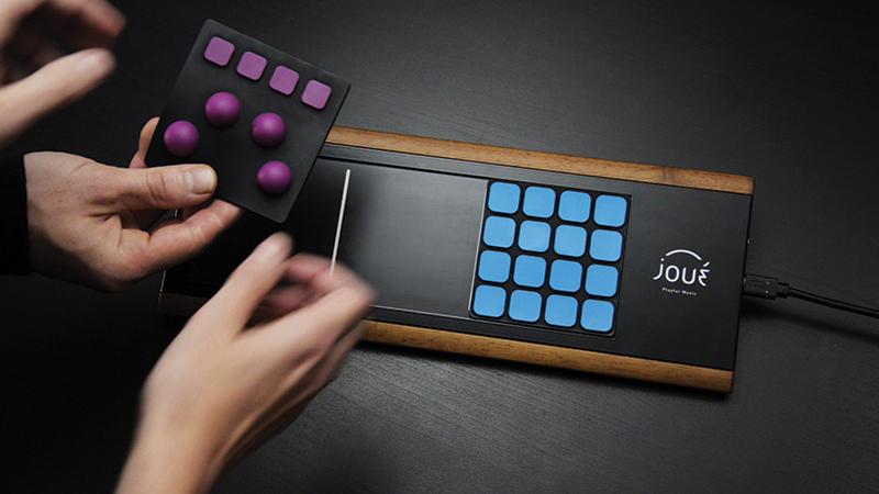 Joué MIDI Controller