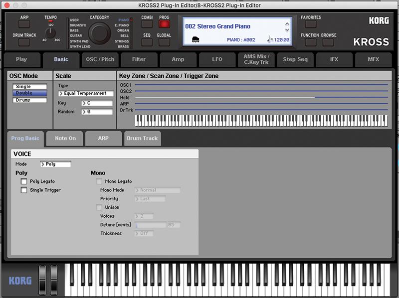 Korg Kross 2 Update Review - A first choice controller keyboard