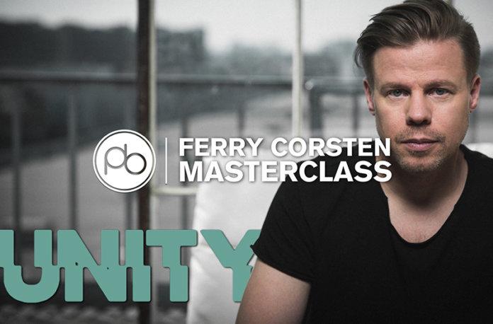 Ferry Corsten master class