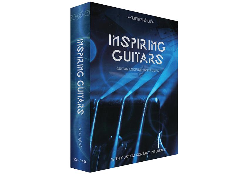 Zero-G Inspiring Guitars Package