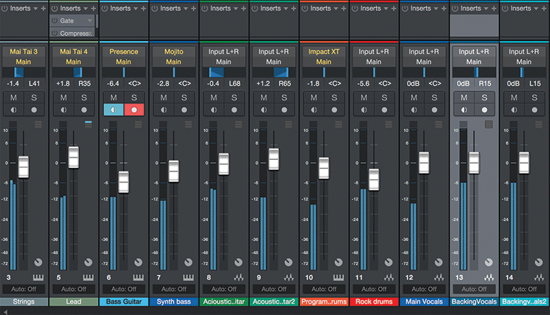 A Step-By-Step Guide to Mixing in Presonus Studio One 4