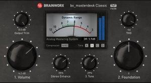 Brainworx Masterdex Classic Universal Audio