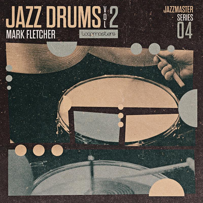 Loopmasters Jazz Drums Vol 2