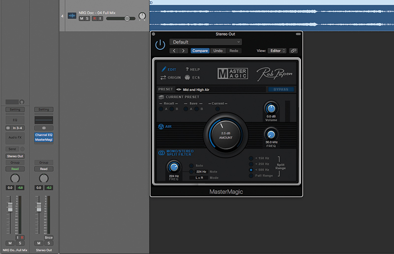 Rob Papen MasterMagic Review - An Affordable Mastering Plug-in
