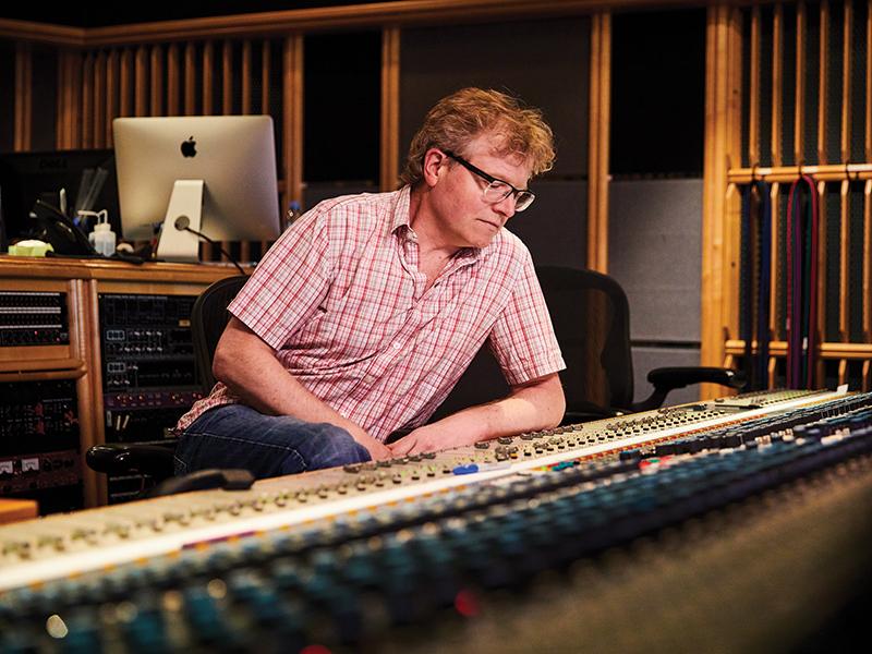 Spitfire Audio Studio Strings, Simon Rhodes
