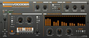 Softube Vocoder Universal Audio