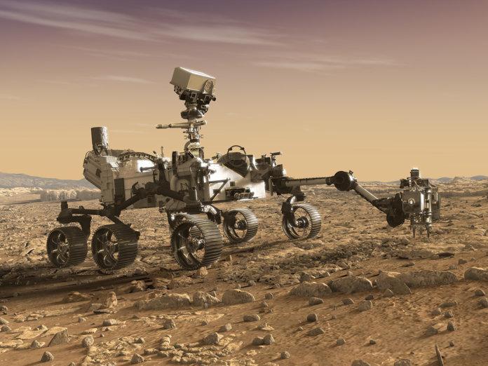 DPA Microphones mars rover 2020