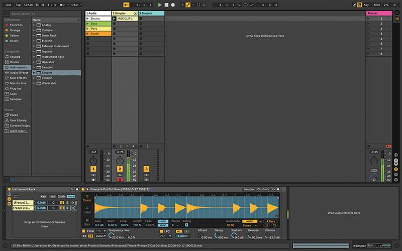 Simpler Ableton Live tutorial 13