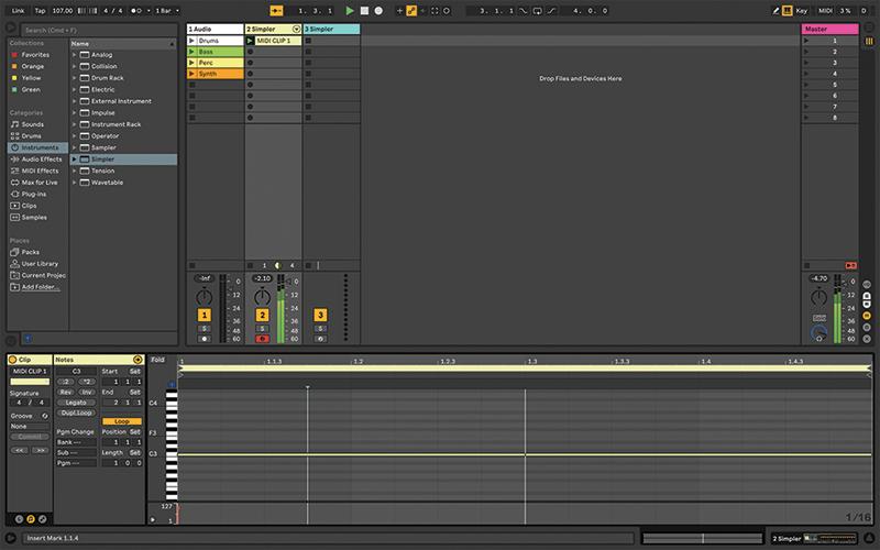 Simpler Ableton Live tutorial 15