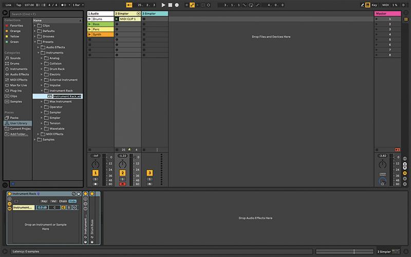 Simpler Ableton Live tutorial 18