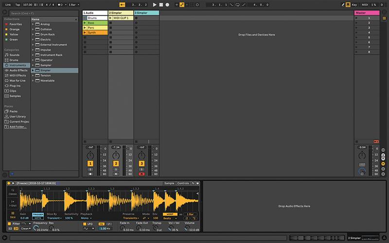 Simpler Ableton Live tutorial 5