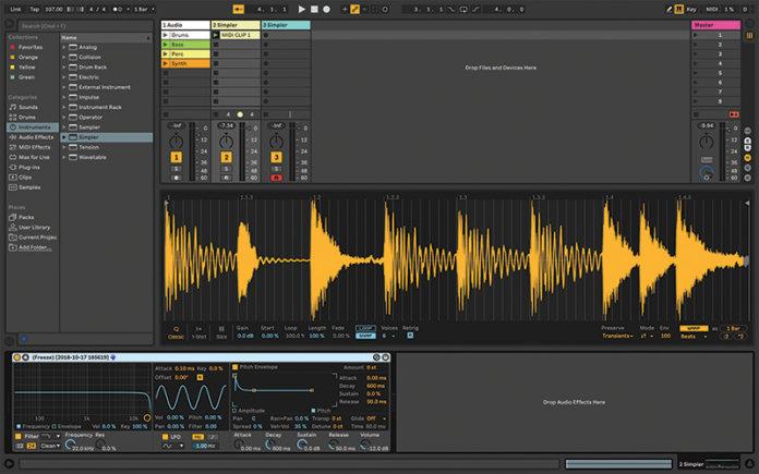 Simpler Ableton Live tutorial 9