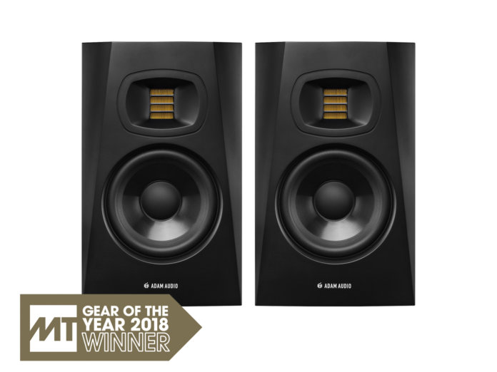 Gear of the Year 2018, Adam Audio T5V