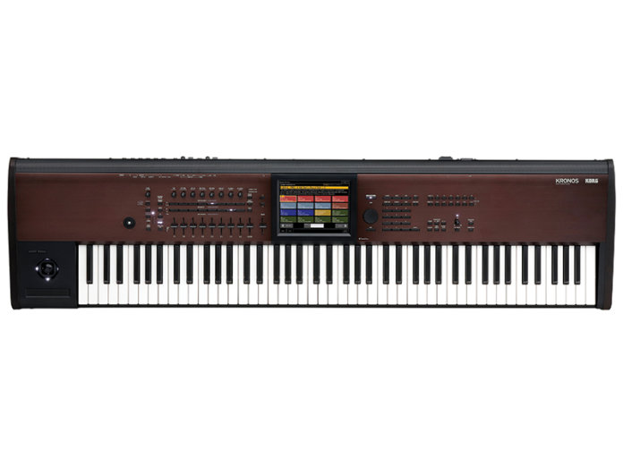 korg kronos 88 ls review is this the ultimate all in one keyboard. Black Bedroom Furniture Sets. Home Design Ideas