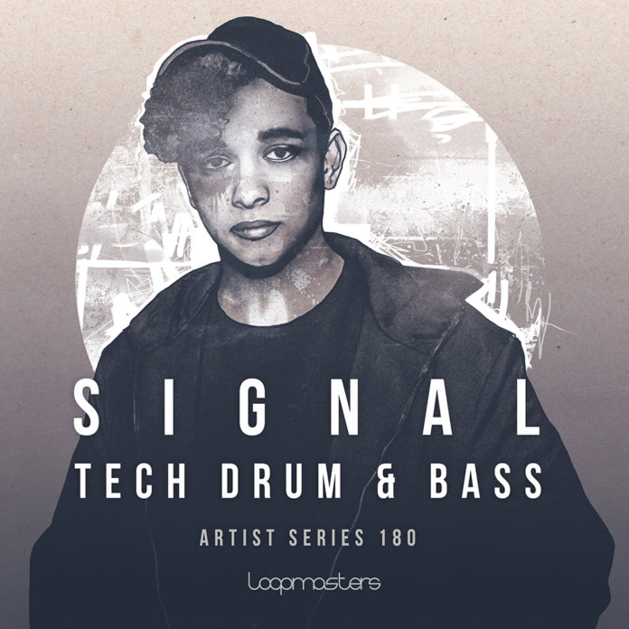 Loopmasters Signal Tech Drum & Bass