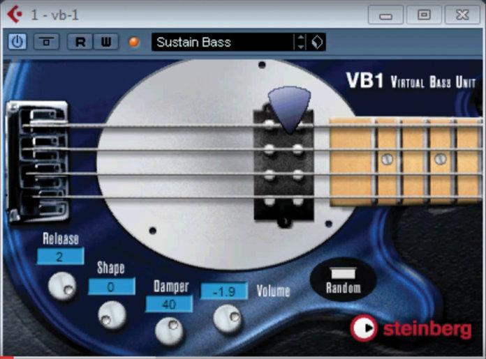 Steinberg VB-1 Bass