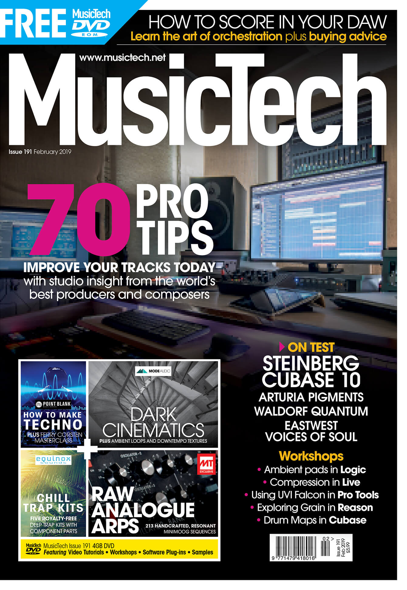 70 pro tips to improve your tracks