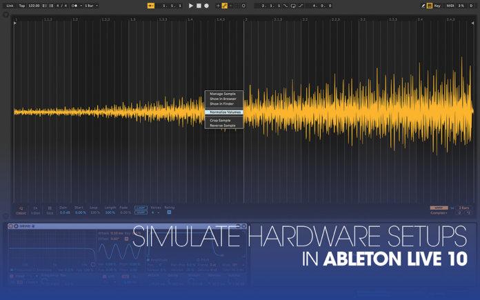 Ableton Live hardware setup tutorial