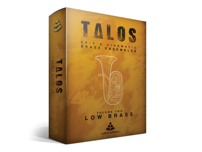 Audio Imperia Talos Volume Two: Low Brass