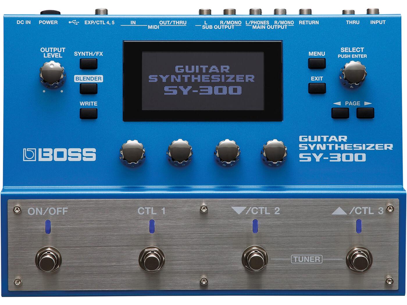 Boss SY-300 £507