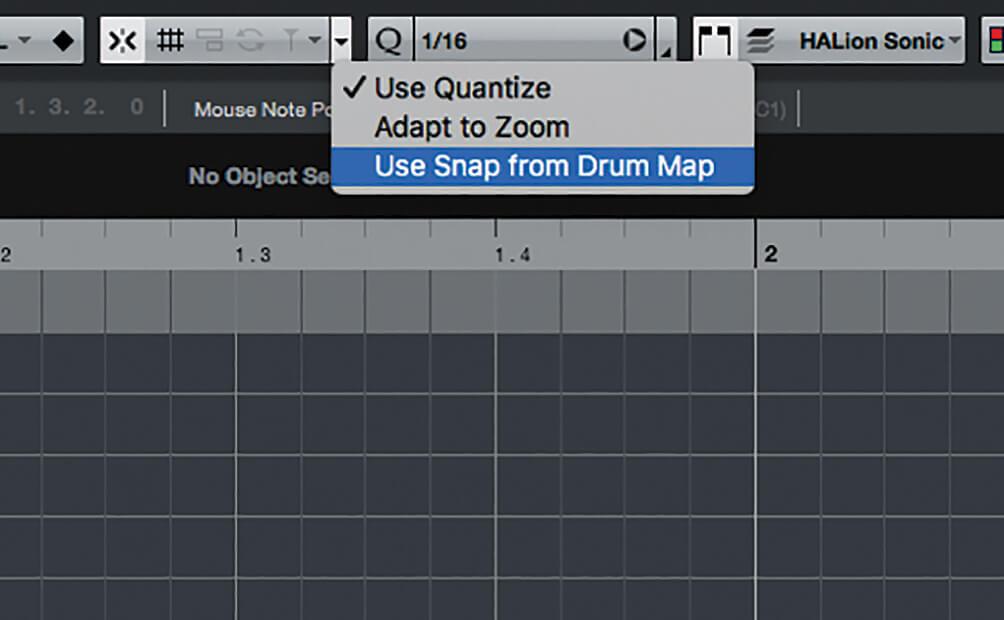 Drum editing in Cubase 9.5 tutorial