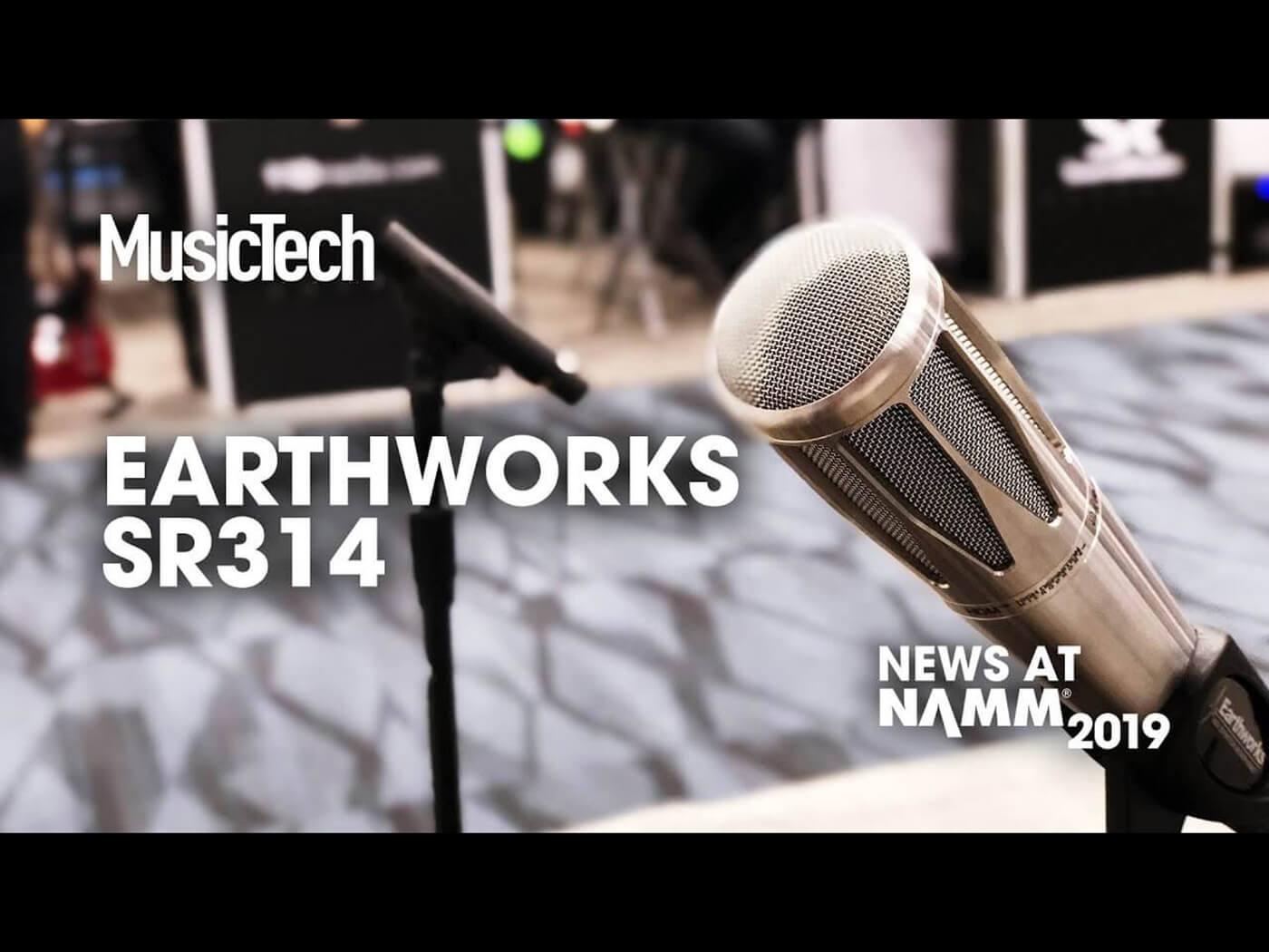 Earthworks SR314 Mic