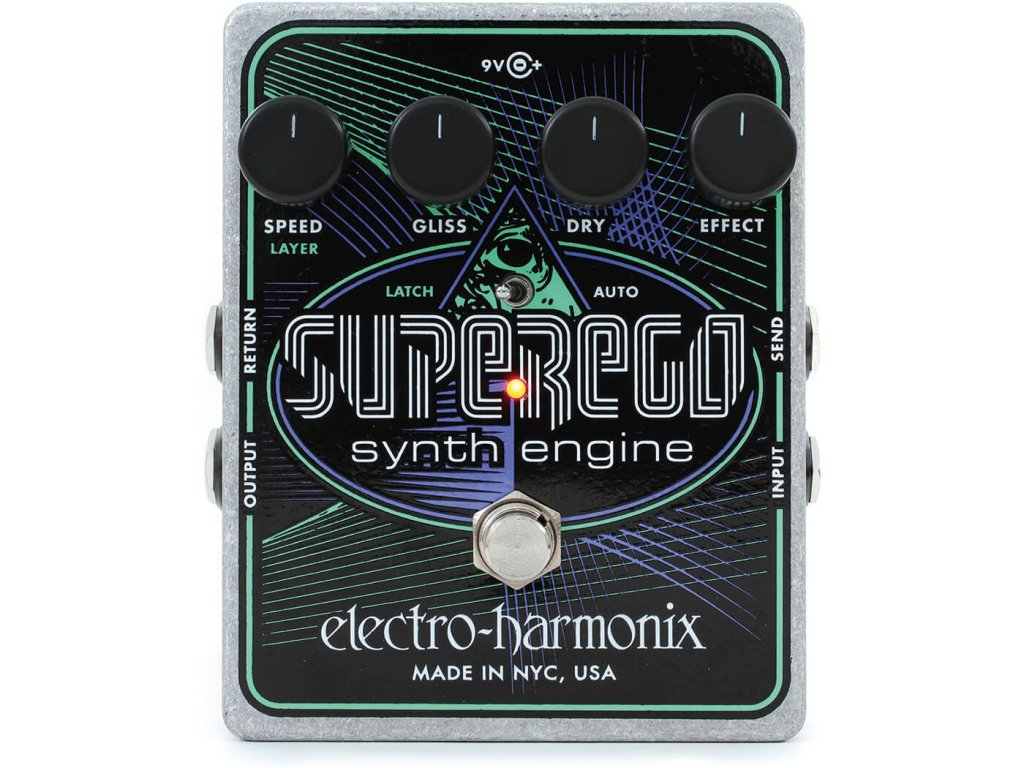 Electro-Harmonix Super Ego