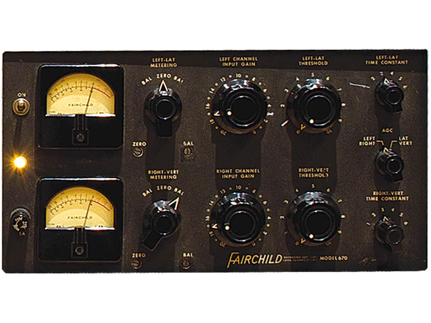 Fairchild 660/670