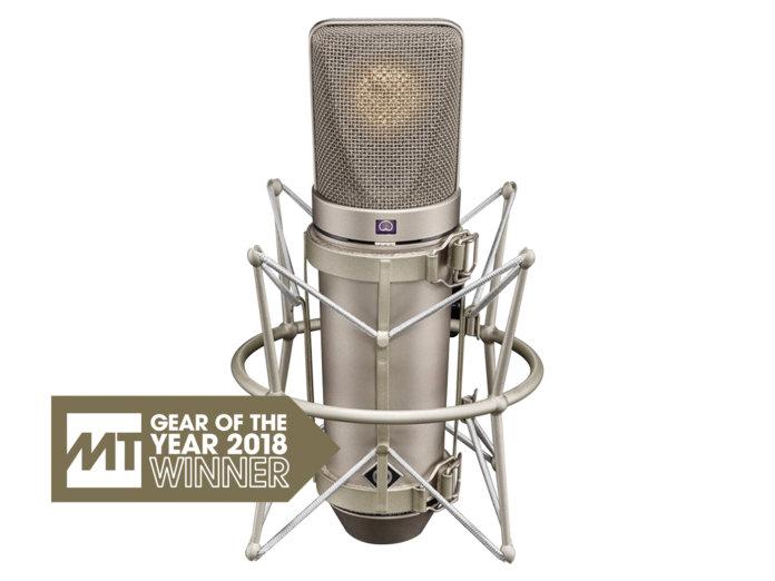 Gear of the Year 2018, Neumann U 67