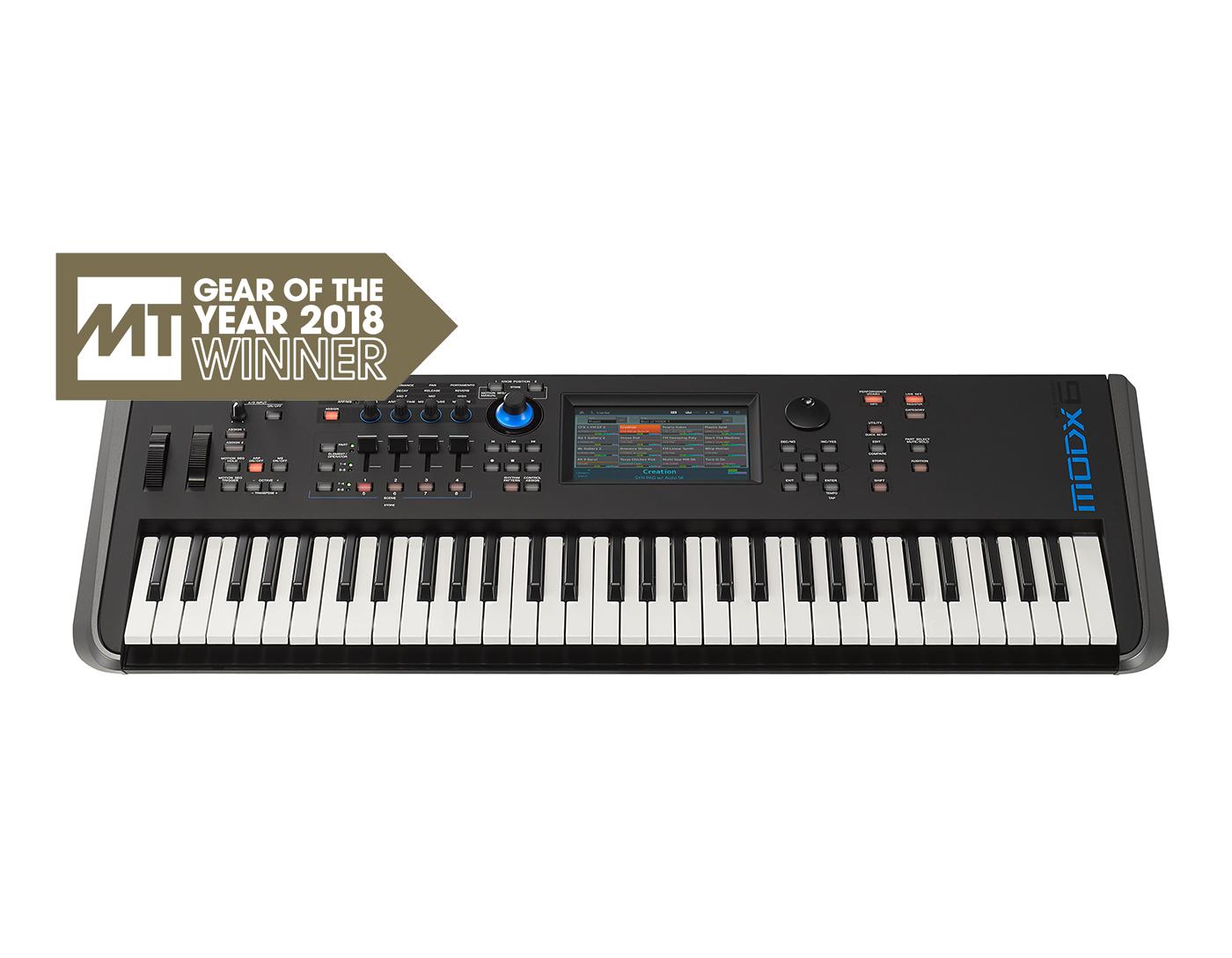 Gear of the Year 2018, Yamaha Modx6