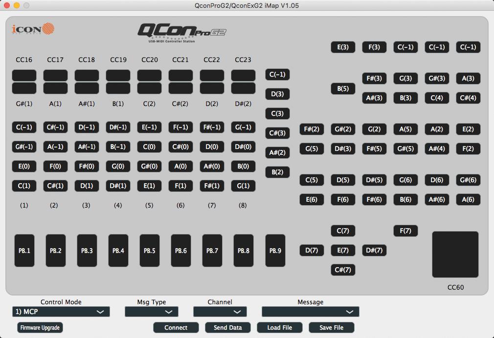 iCON QCon Pro G2 QCon EXG 2