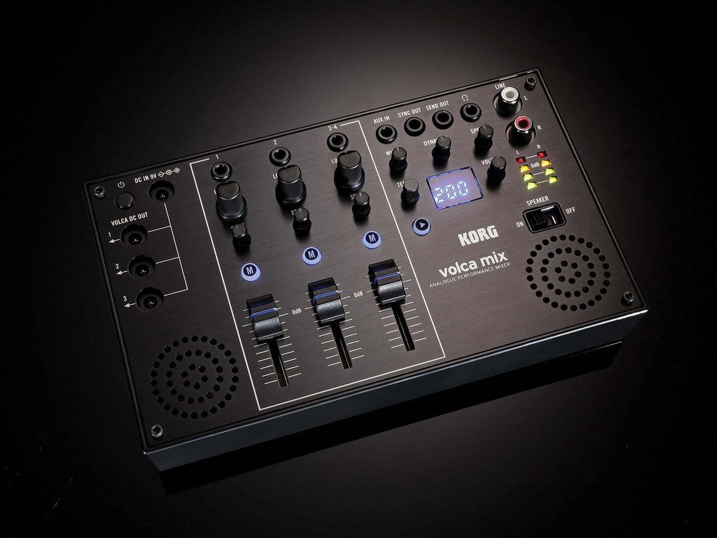 Korg Volca Mix Review