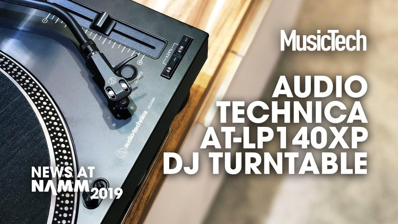 Audio-Тechnica - LP140XPSVE