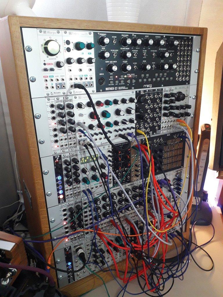 Michael Price, modular setup