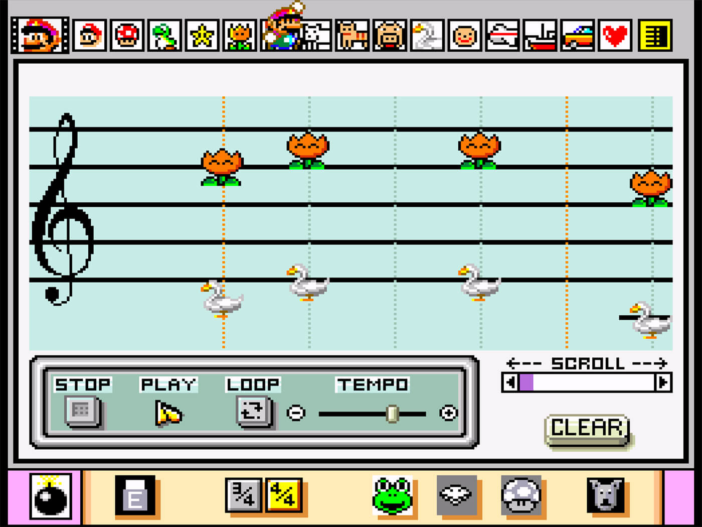 Nintendo Mario Paint