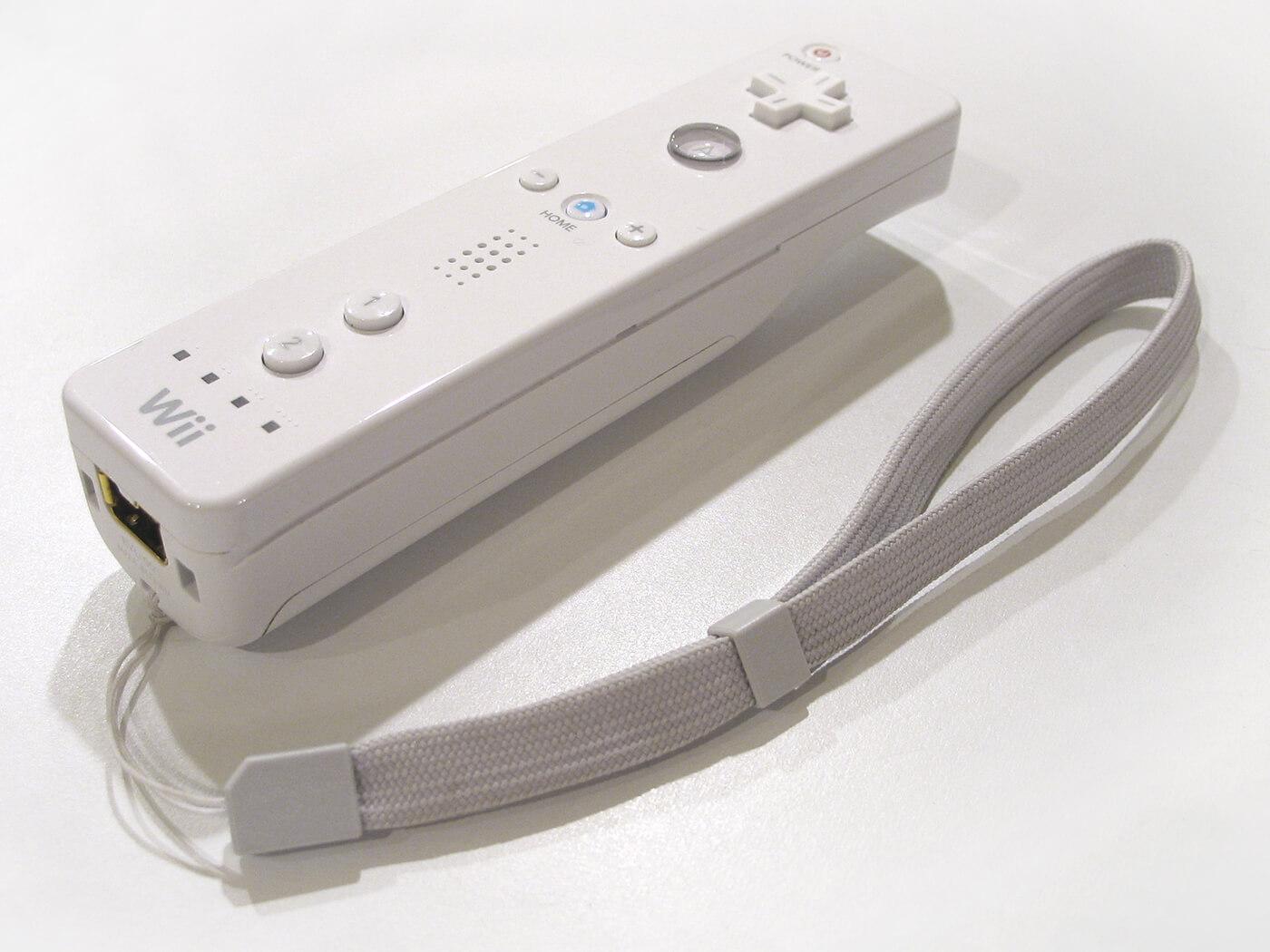 Nintendo Wii remote control