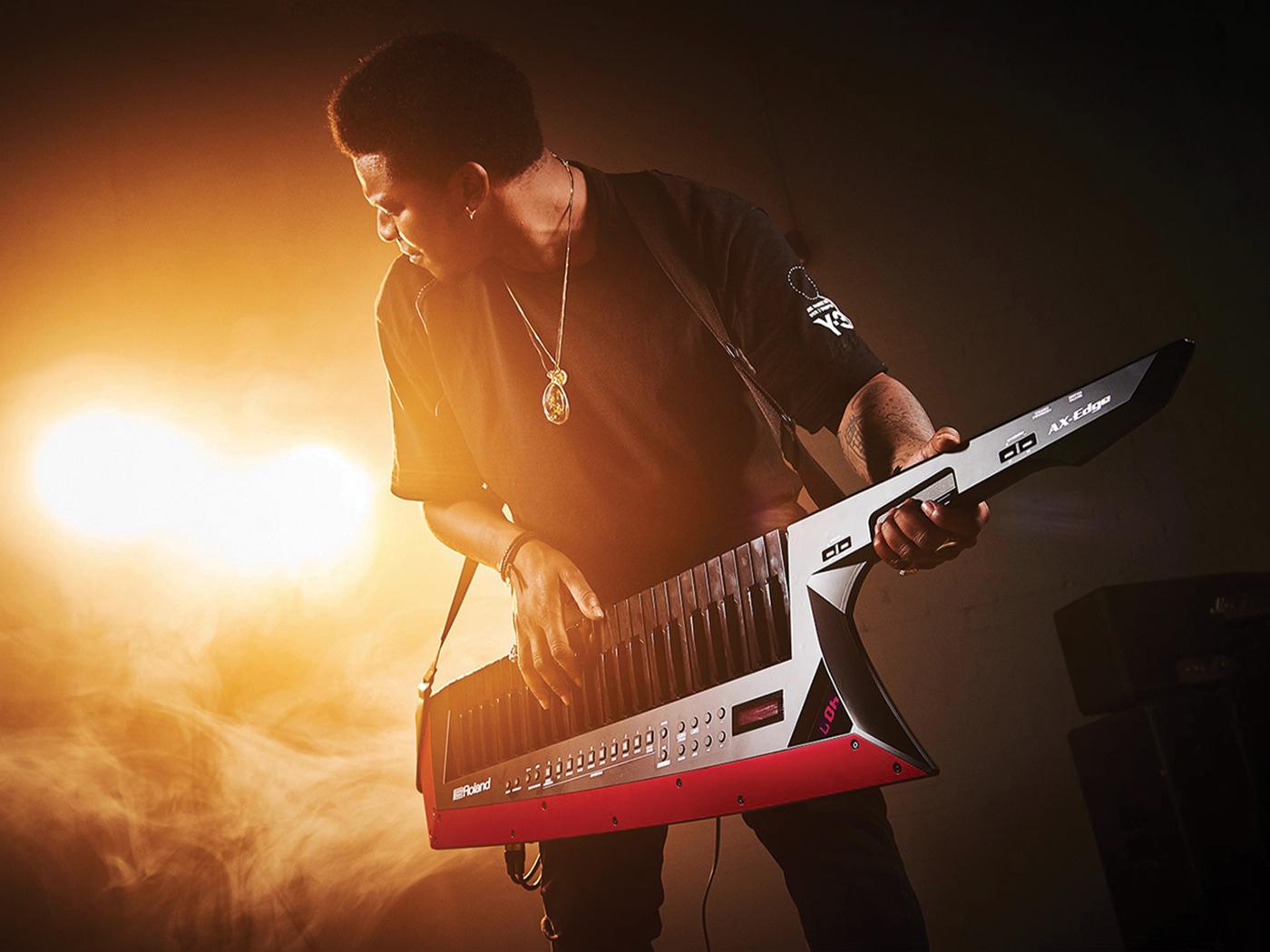 Roland AX-Edge Keytar Review
