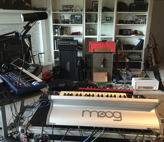 Show off Your Studio Johnny Clash