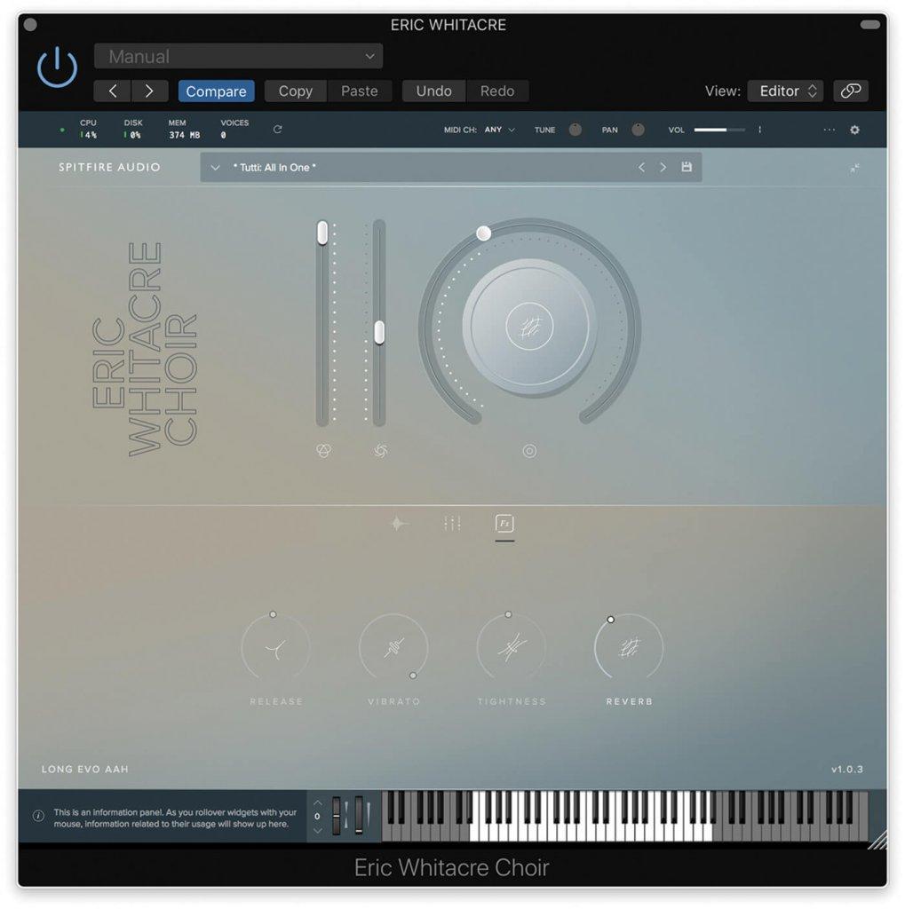 Spitfire Audio Eric Whitacre