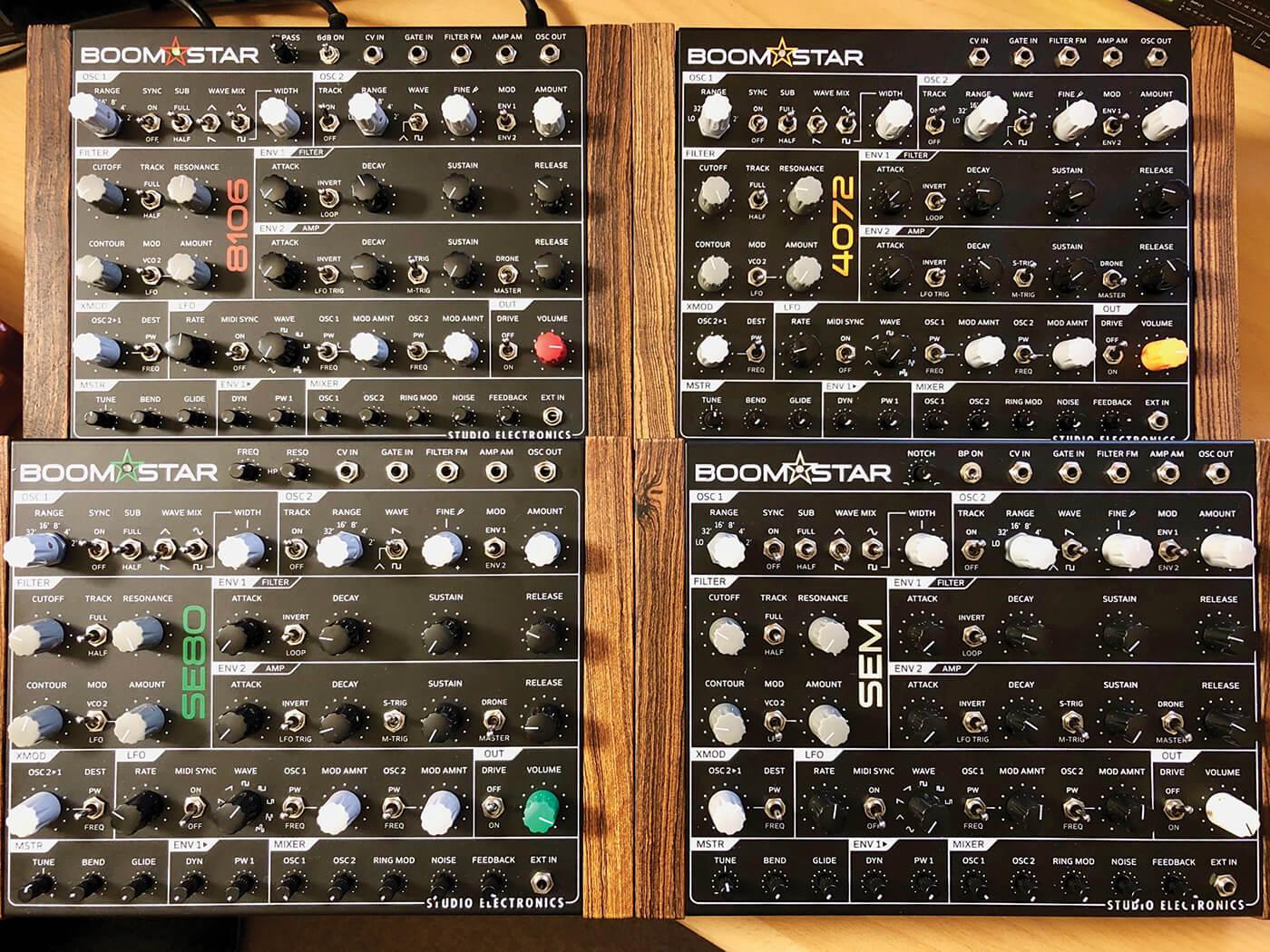 Studio Electronics Boomstar MKII