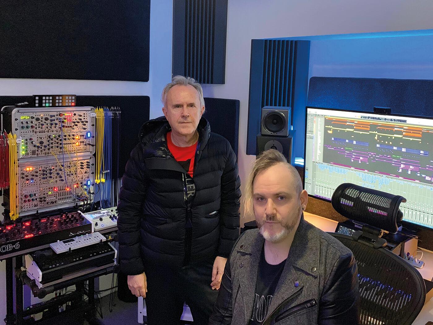 HOJO and Robbie Bronnimann