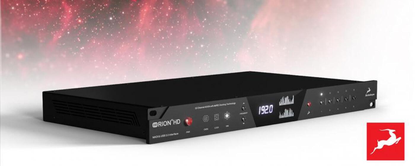 Antelope Audio Gen 3 Orion32 HD