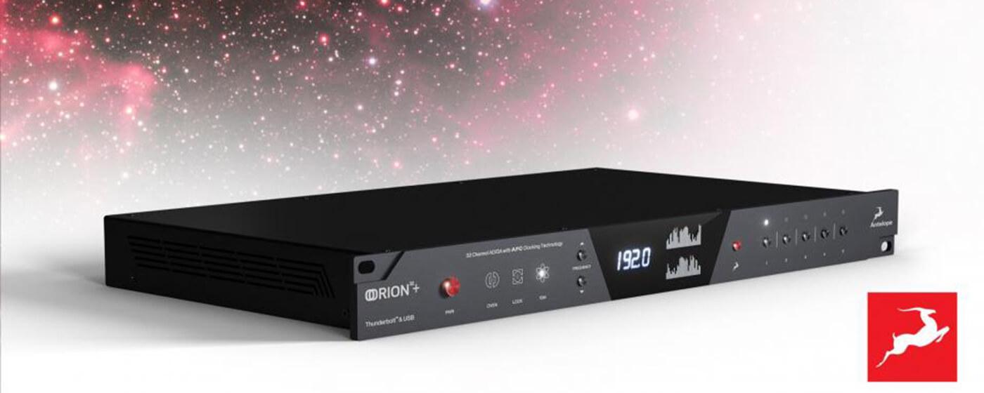 Antelope Audio Gen 3 Orion 32+