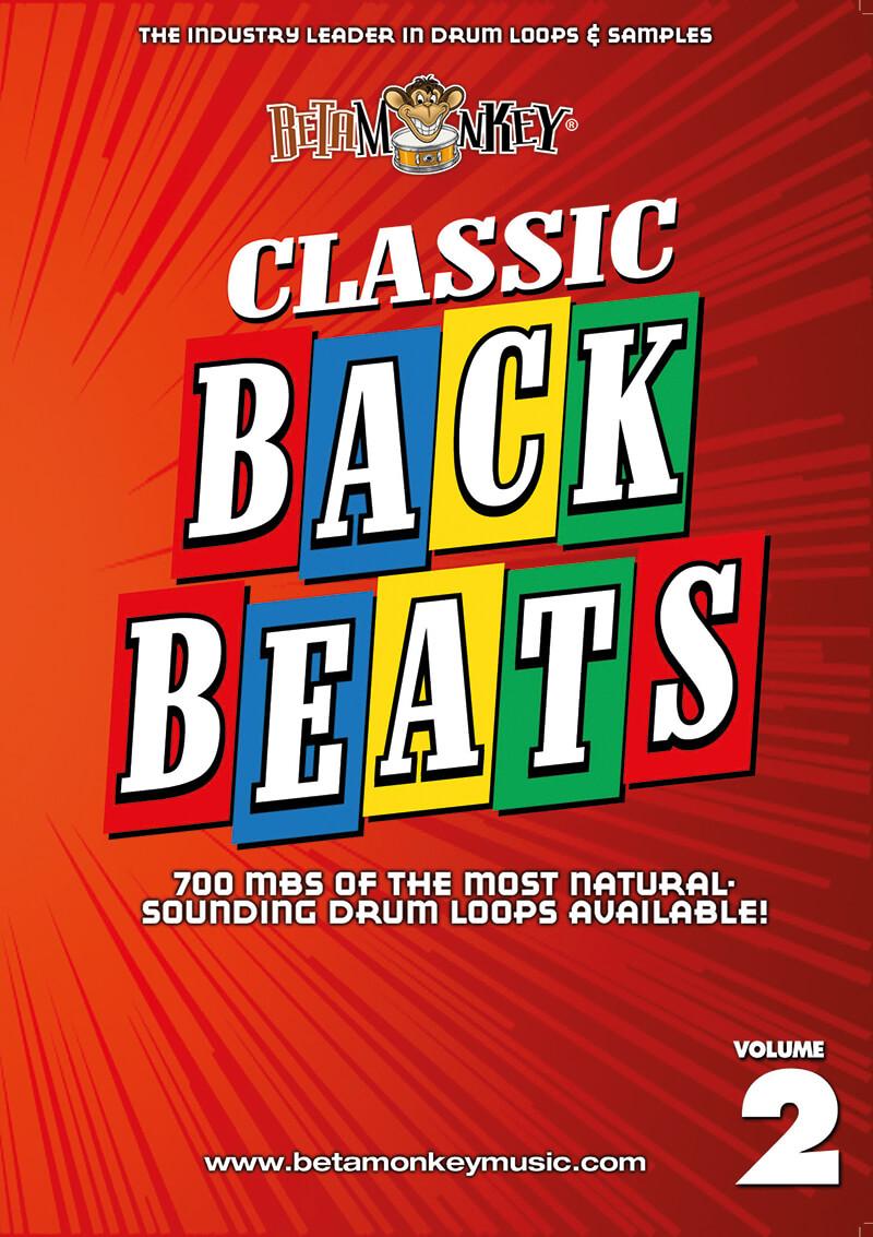 Beta Monkey Music Classic Backbeats II