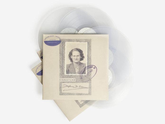 Daphne Oram Oramics Vinyl