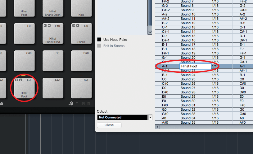 Using Drum Maps in Cubase tutorial