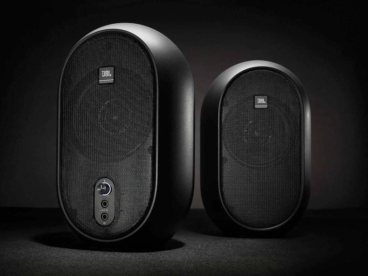 JBL One Series 104 Monitors