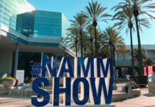 NAMM 2019 show report