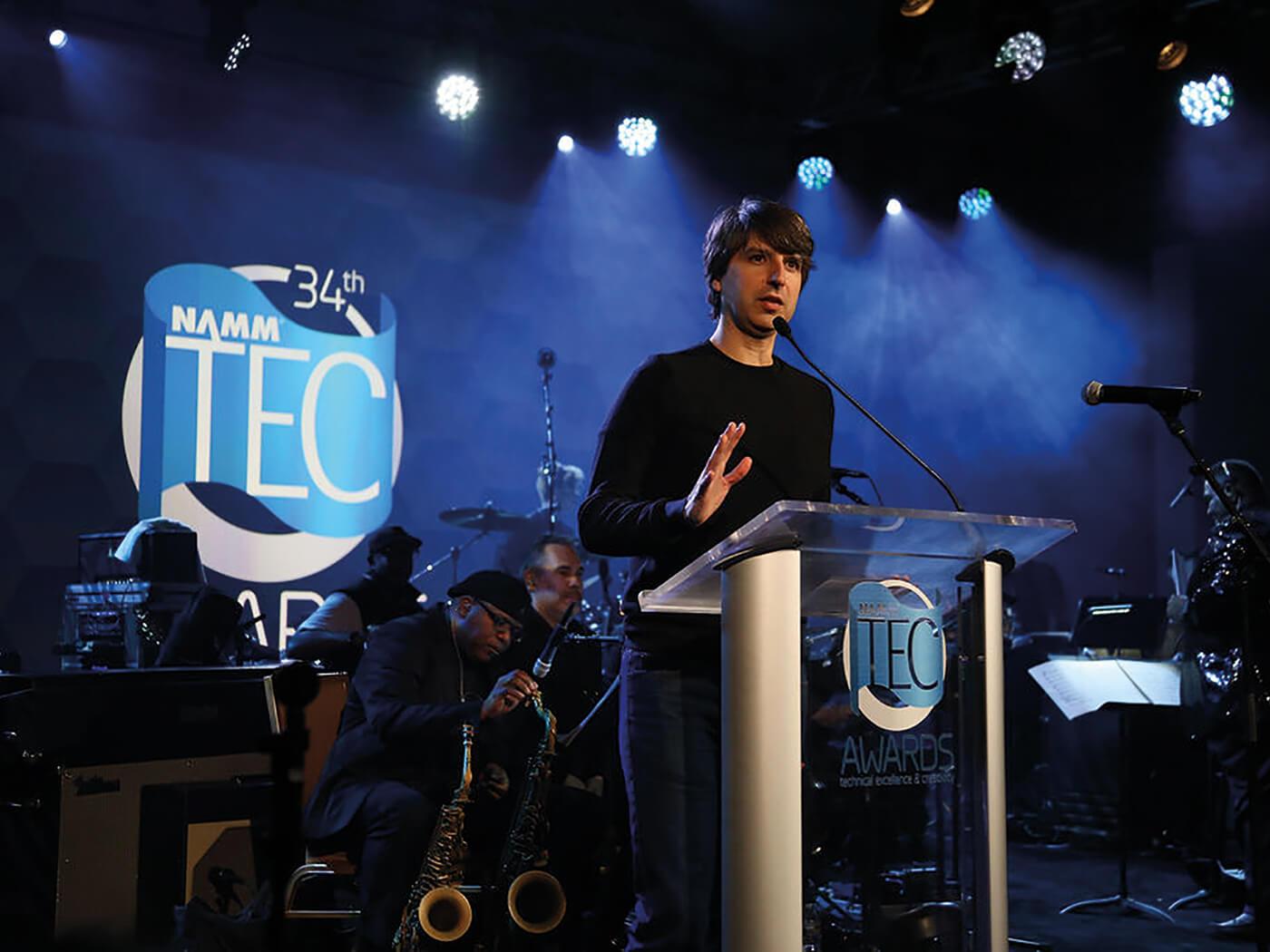 NAMM 2019, Tec Awards